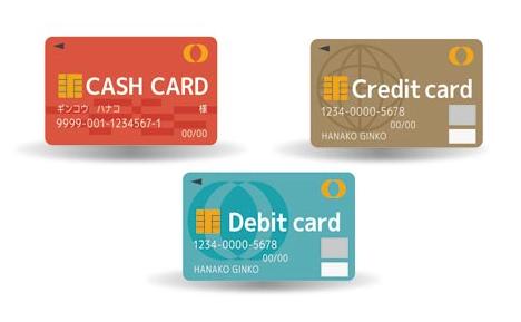 クレジットカードとデビットカードは何が違う?おすすめの利用方法は?